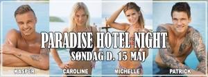 Paradise Hotel tjekker ind på Buddy Holly - Program @ Buddy Holly - Hobro | Hobro | Danmark