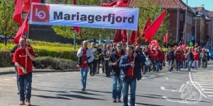 1. Maj 2016 - Program @ Arbejdernes Forsamlingsbygning | Hobro | Danmark