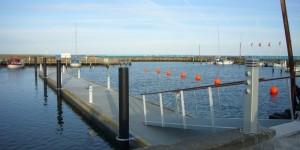 Den nye flydebro på havnen i Øster Hurup indvies - Program @ Øster Hurup Havn | Hadsund | Danmark